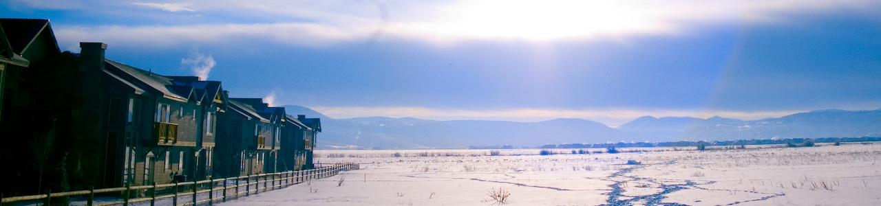 Park City Utah Sky