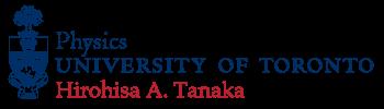 Hirohisa A. Tanaka