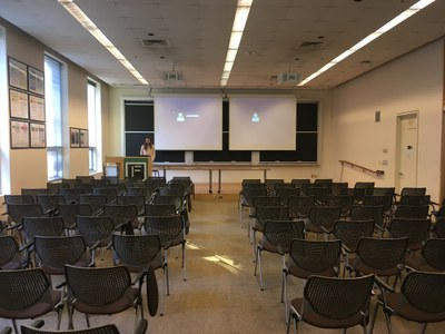 Auditorium (view from back)